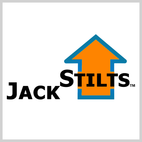 Jack Stilts  is a lifting method, that increases home size and value by raising the house to make room for a basement.