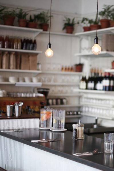 Clarke's Bar & Dining Room  133 Bree Street   clarkesdining.co.za