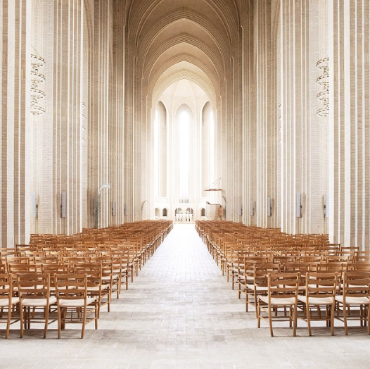 Exploress_Grundtvigs_Kirke_Denmark_Church_Design_Art_Trip_Abroad