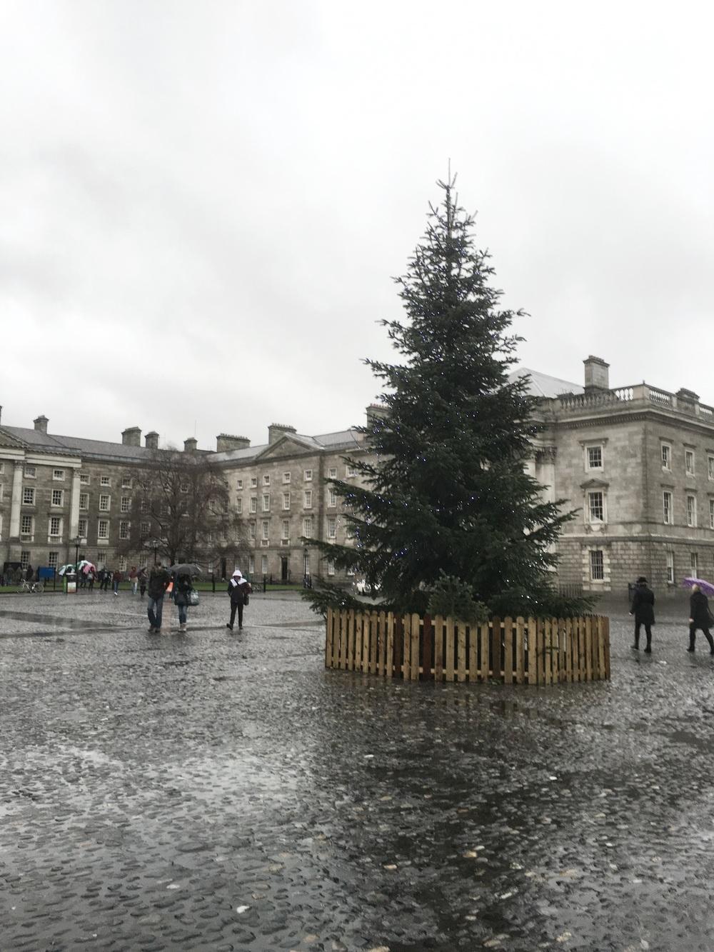 Dublin, Ireland (Trinity College)