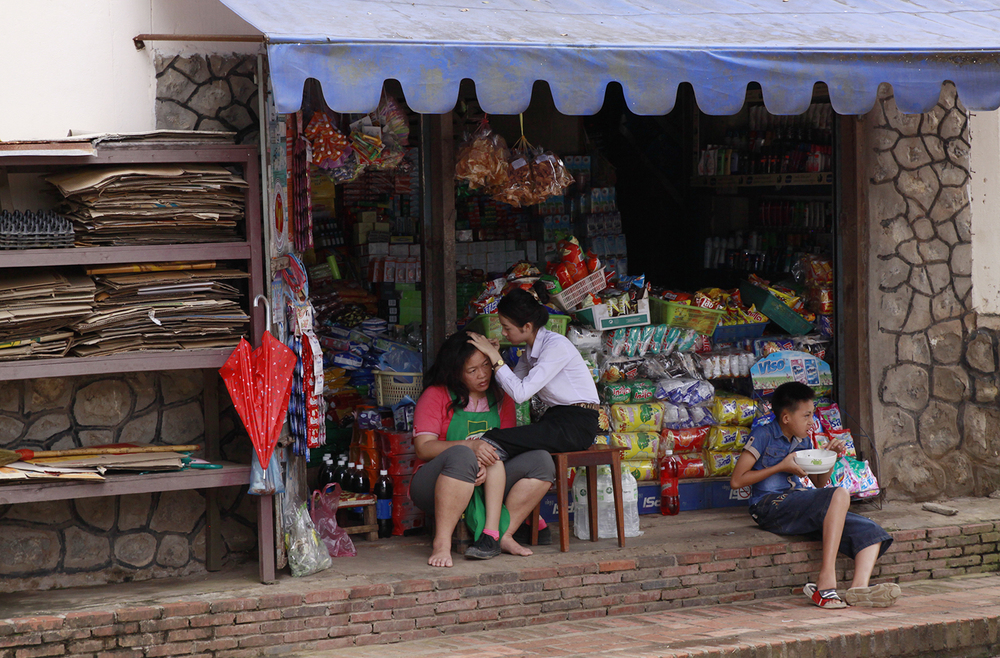 Laos Shop - The Exploress