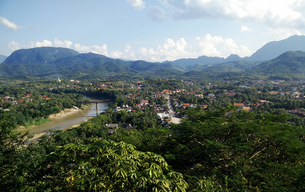 Laos City - The Exploress