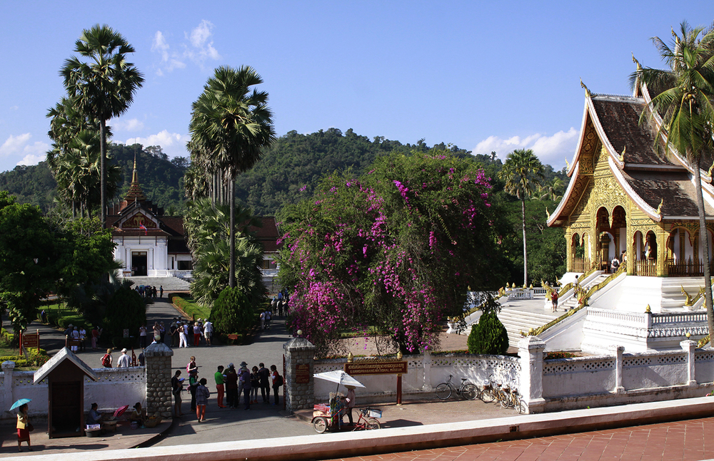 Laos Kings House - The Exploress
