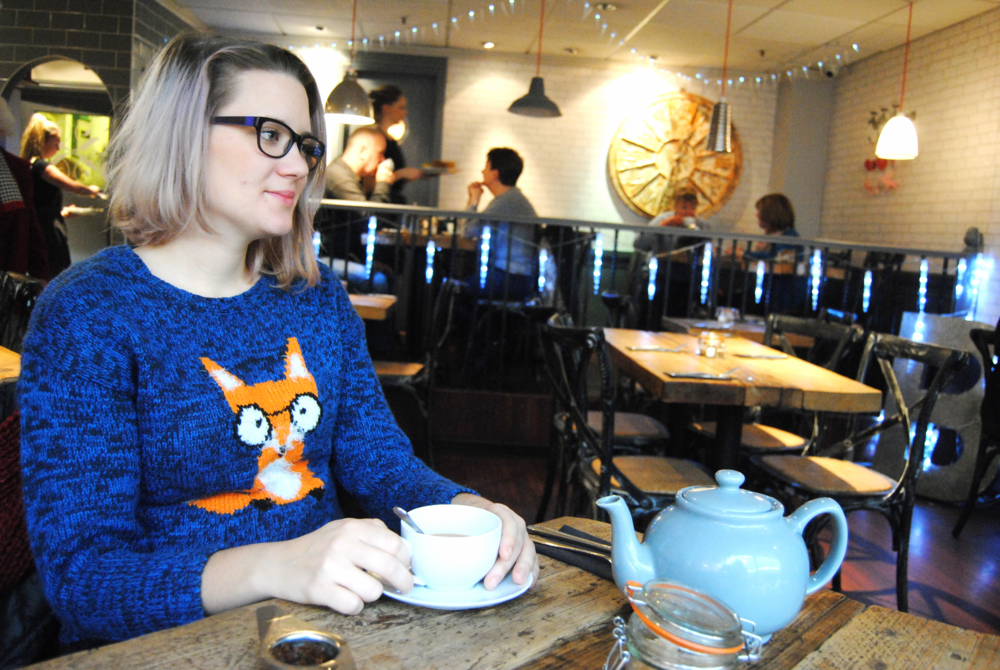 Coffee Chats with Heidi McElrath - Stratford-upon-Avon - The Exploress