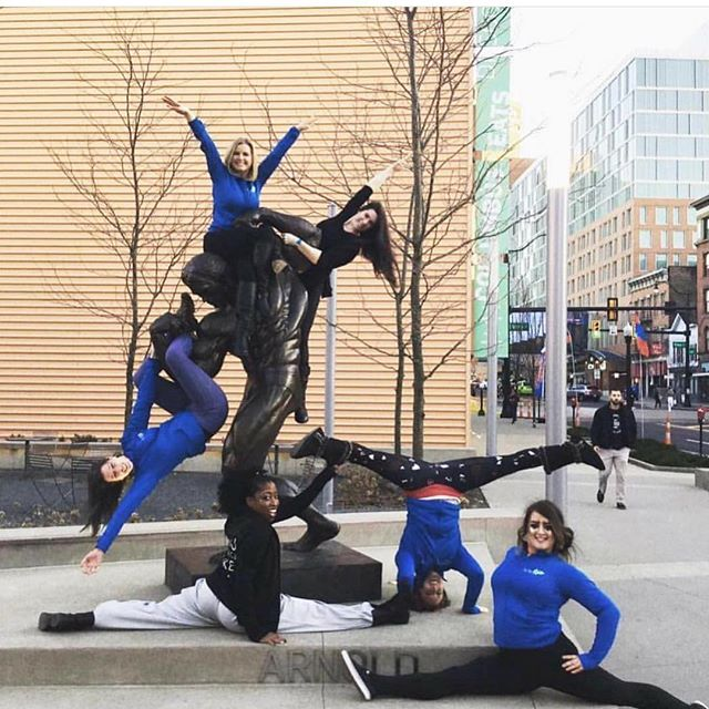Exciting News!! The Slaying Soras will be performing at the Arnold Sports Festival in Columbus, Ohio!! The 2019 Arnold Sports Festival will be held February 28th-March 3rd.  If you'd like to get a sneak peek of the Slaying Soras performances, we will be running a dress rehearsal this l for their performances at our MLK studio this Sunday, February 17th at 4pm!! We'd love for you to stop by.  #aerialyoga #yoga #aerialarts #lexington #sharethelex #kentucky #fitness #circus #weightloss #balance #flexibility #training #bodypositivity #gethealthy #fitspo #strengthtraining #workout #health #HIIT #tabata #fitnessmotivation #polefitness #trapeze #lyra #aerialsilks #selfcare #workshop #wellness