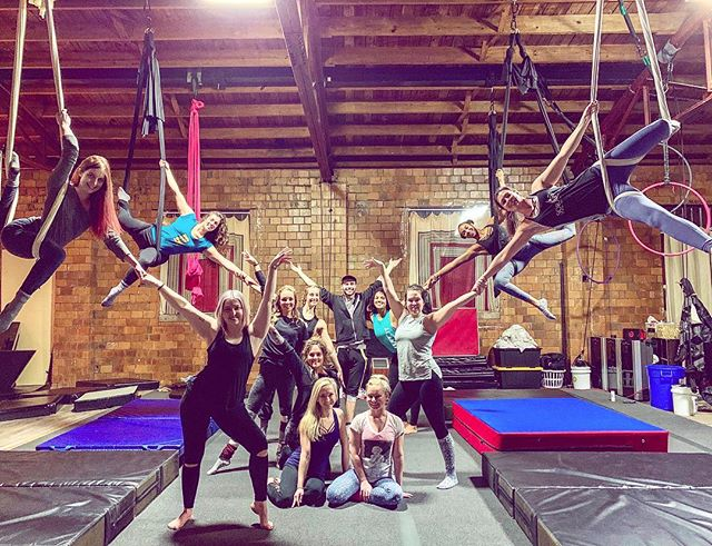 We'd like to thank Dan Saab so much for coming to Sora Aerial Arts and instructing some amazing workshops! We had such an incredible time learning and improving our skills, and we hope Dan will join us again in the future.  @dan_saab  #aerialyoga #yoga #aerialarts #lexington #sharethelex #kentucky #fitness #circus #weightloss #balance #flexibility #training #bodypositivity #gethealthy #fitspo #strengthtraining #workout #health #HIIT #tabata #fitnessmotivation #polefitness #trapeze #lyra #aerialsilks #selfcare #workshop #wellness