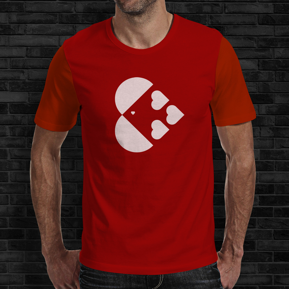 Fisher Heart Walk T-Shirt Concept