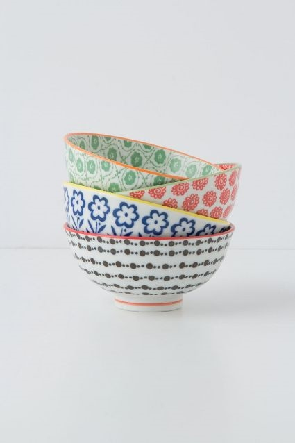 Anthroplogie Bowls