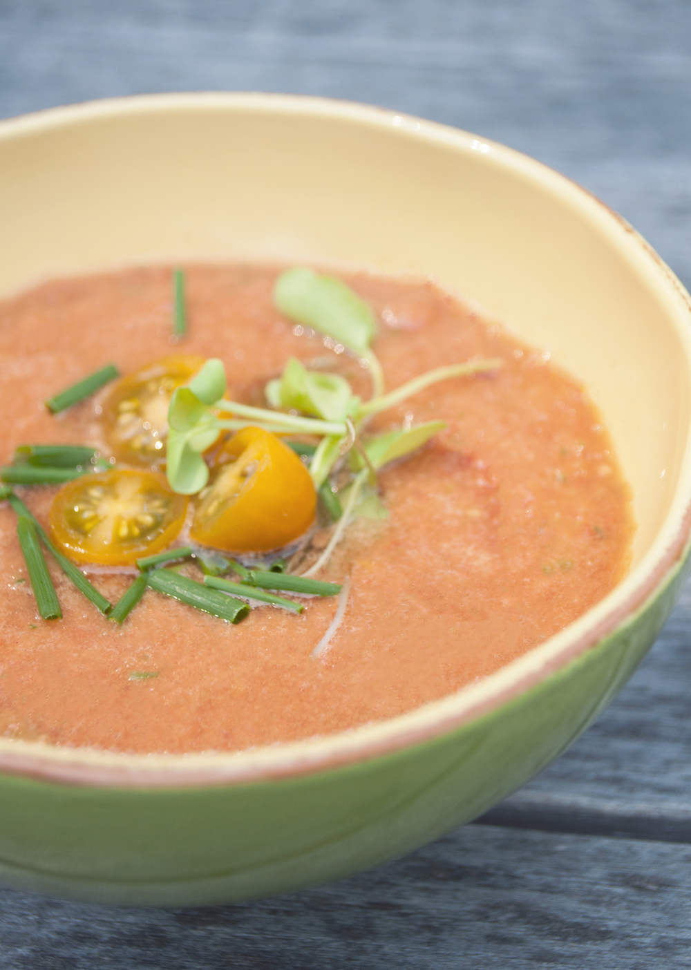 Summerfield Delight | Traditional Gazpacho