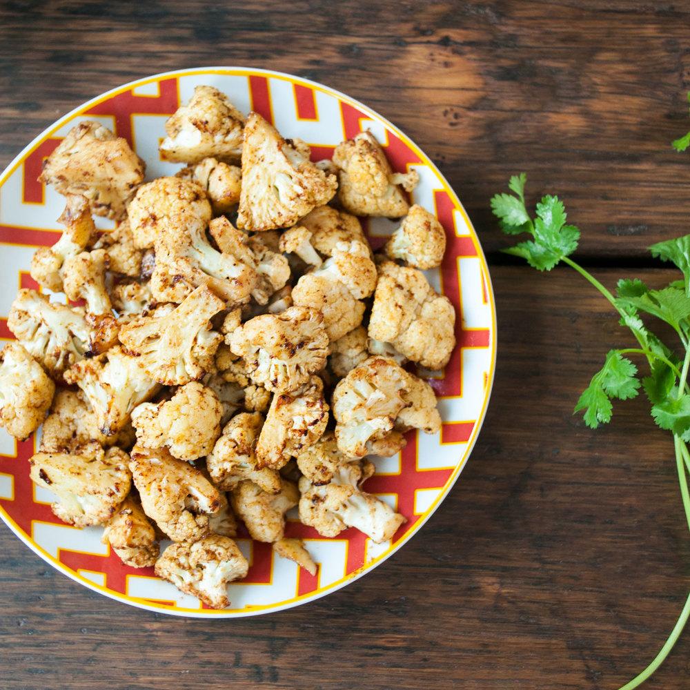 Summerfield Delight | Spice Roasted Cauliflower
