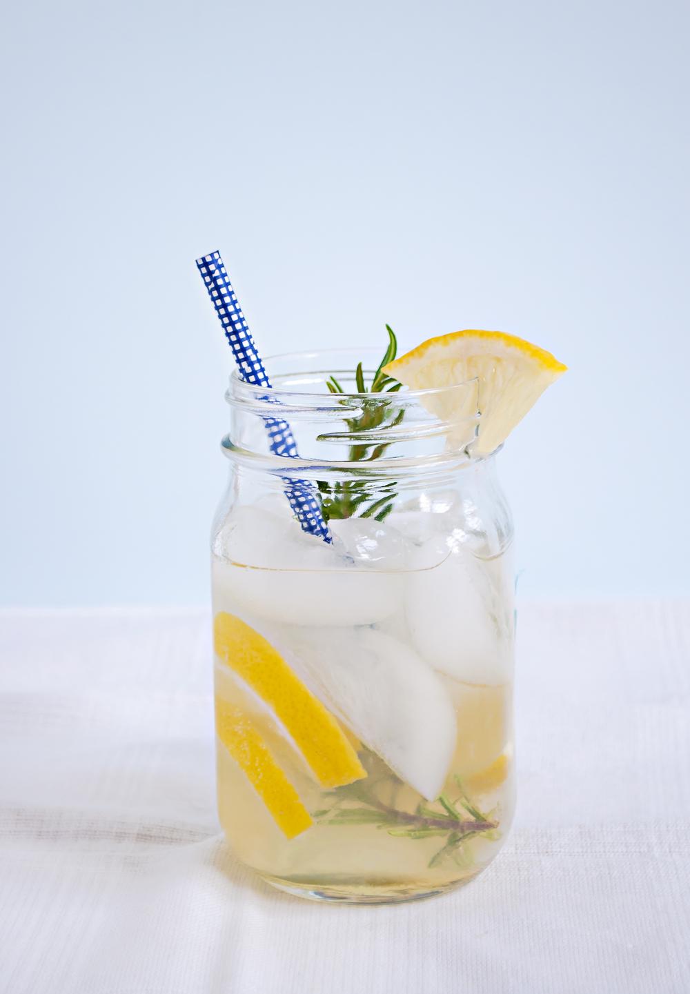 Bitterlemon Rosemary Gin Smash