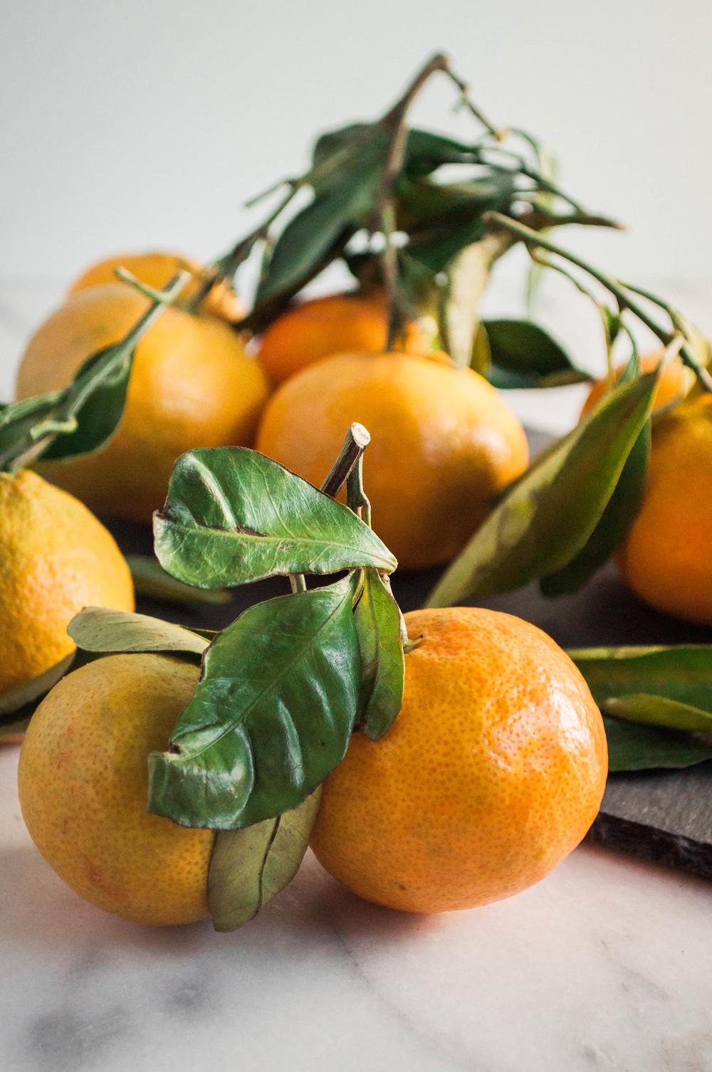 Ode to the Satsuma Mandarin Orange