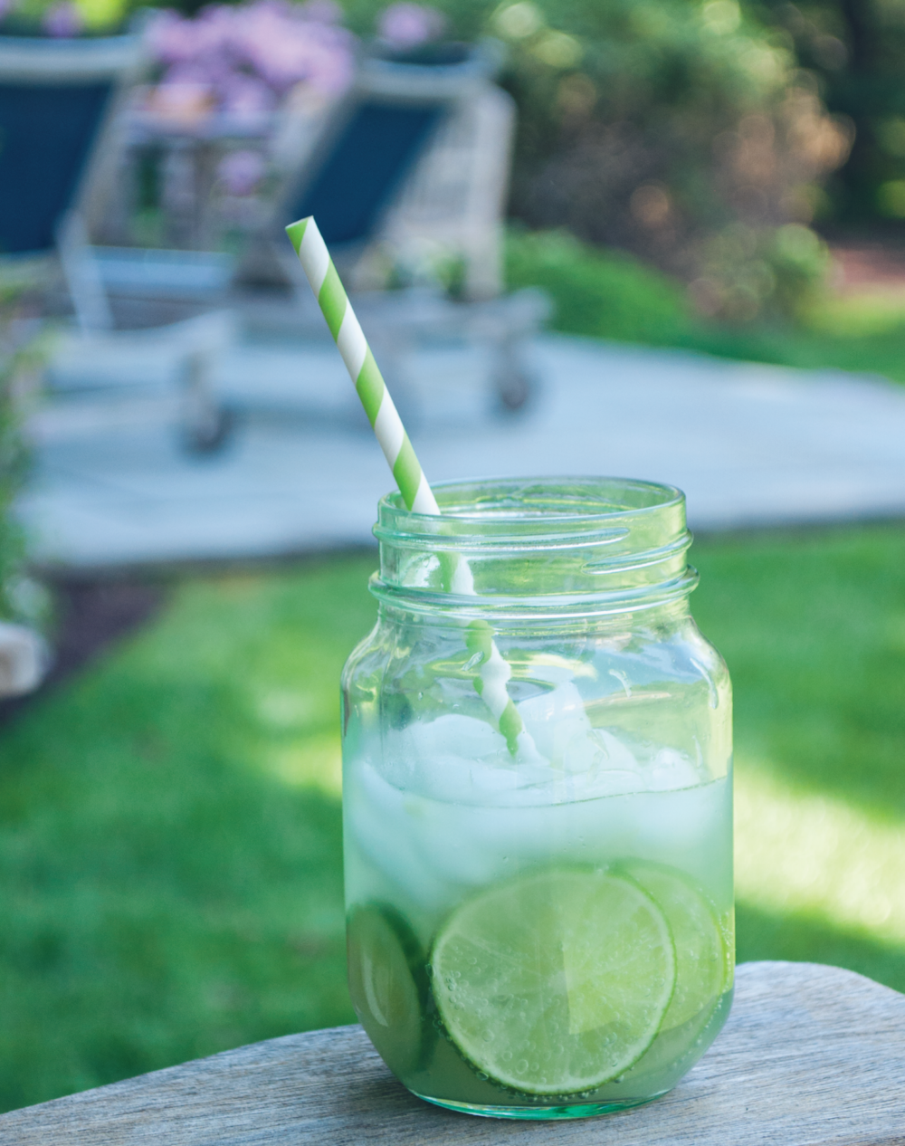 Summerfield Delight | Cucumber Ginger Sparkler Mocktail Mojito