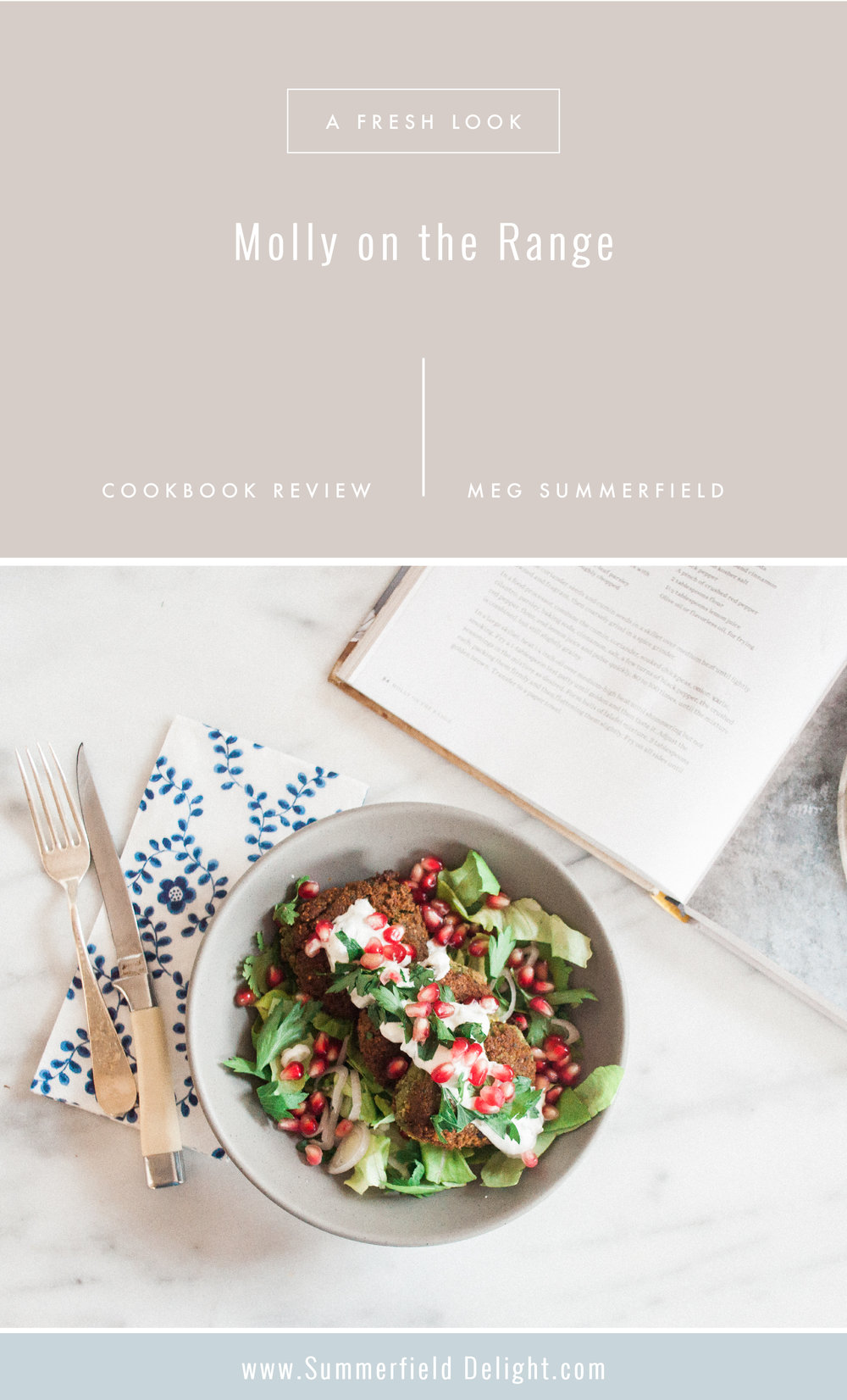 Summerfield Delight | Molly on the Range Cookbook Review