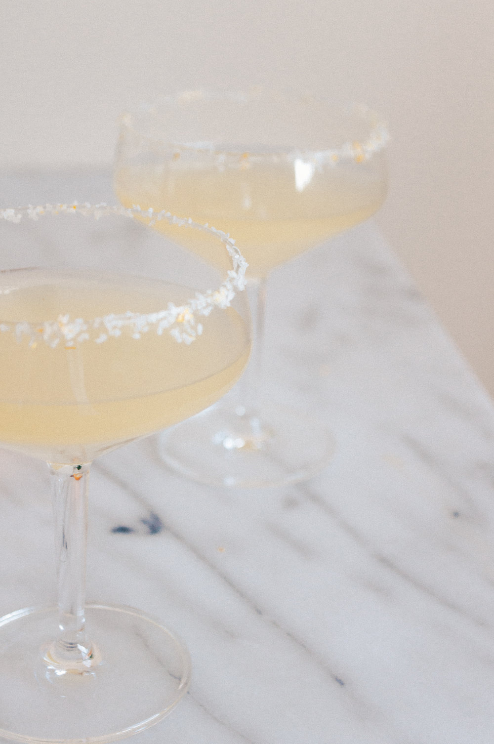 Summerfield Delight   Meyer Lemon Margarita
