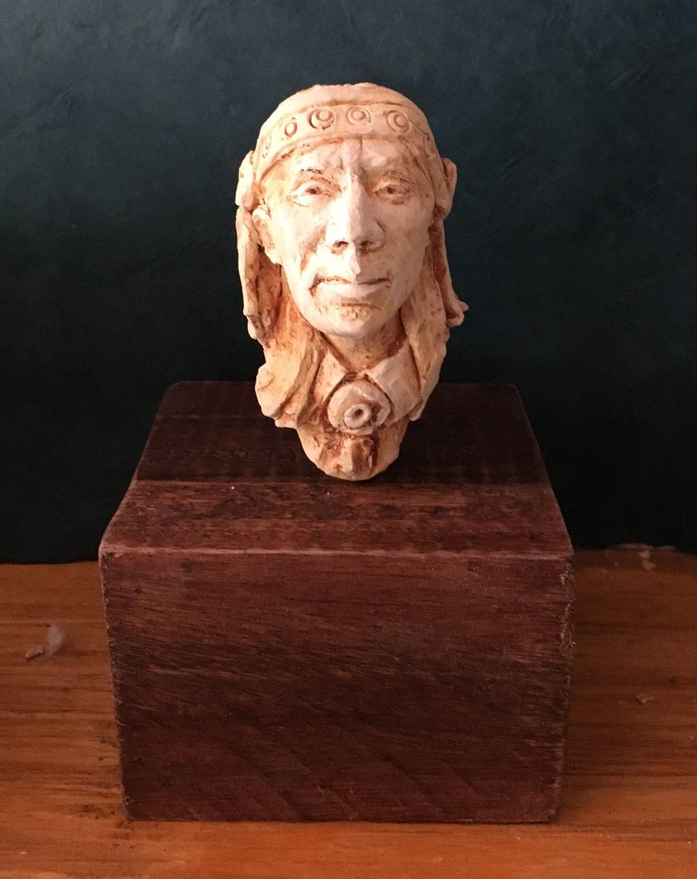Ceramic Native American I