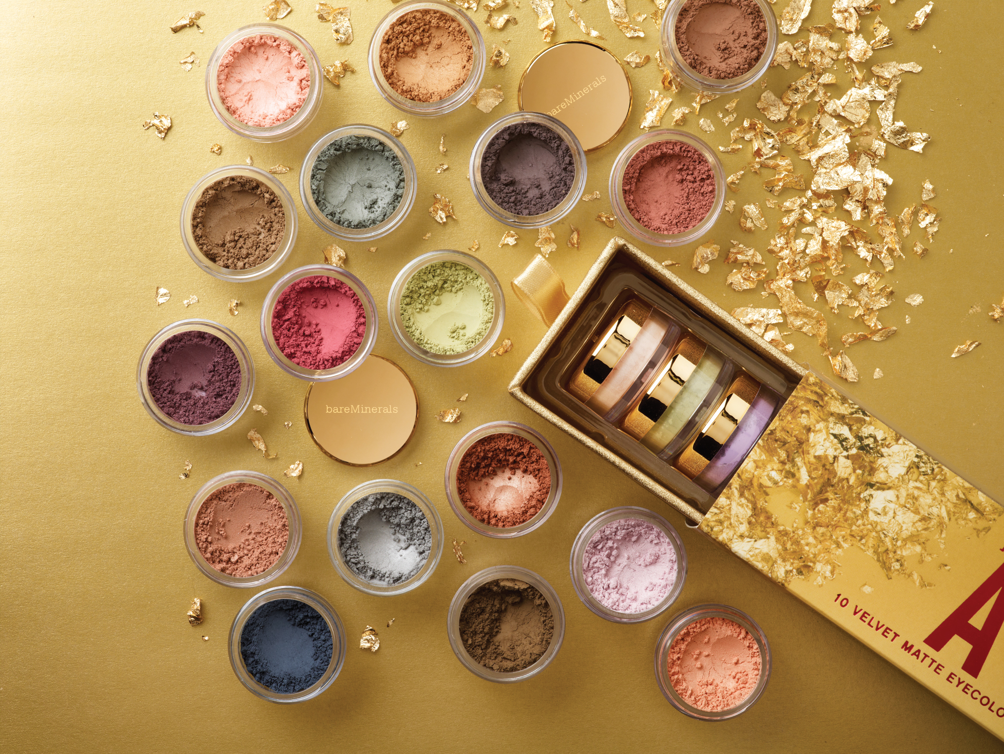 Katfire design bareminerals holiday packaging 2012 biocorpaavc Images