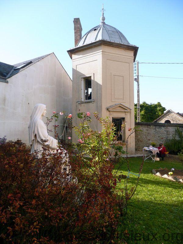 The Pavilion, Louis Martinu0027s Garden On The Outskirts Of Alencon