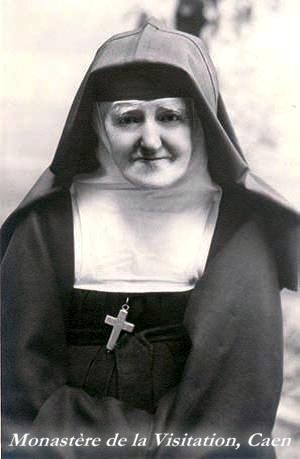 The last photo of Sister Francoise-Therese, about six months before she died