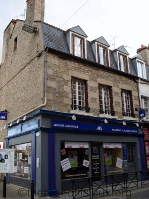 15 rue Pont-Neuf, Leonie's birthplace