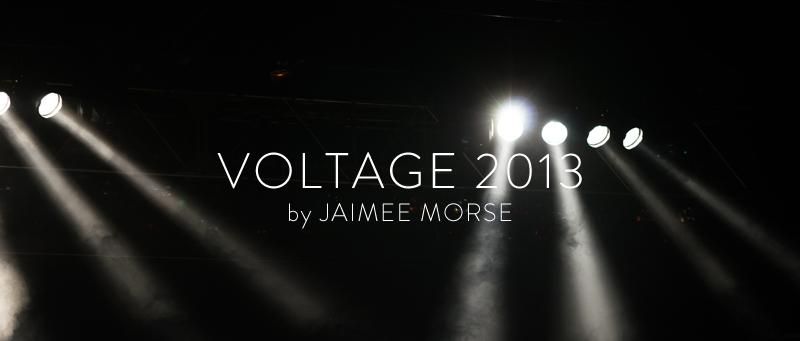 Voltage Fashion Show