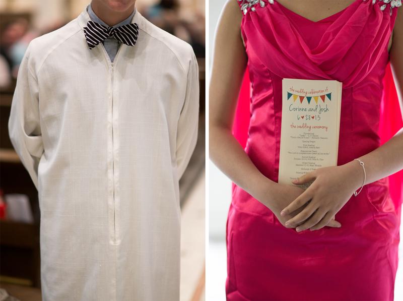 wedding-program-bunting-banner