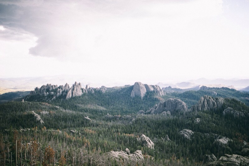 black hills harney peak hike