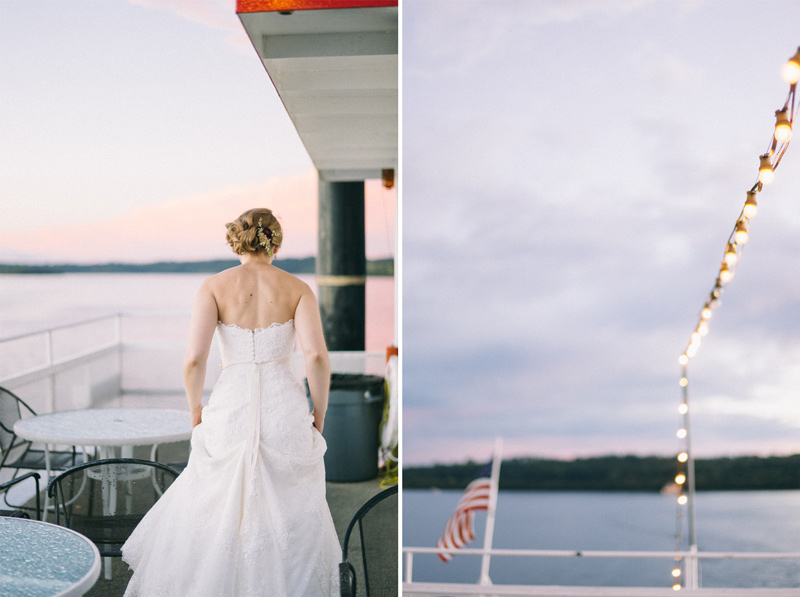 River Boat wedding