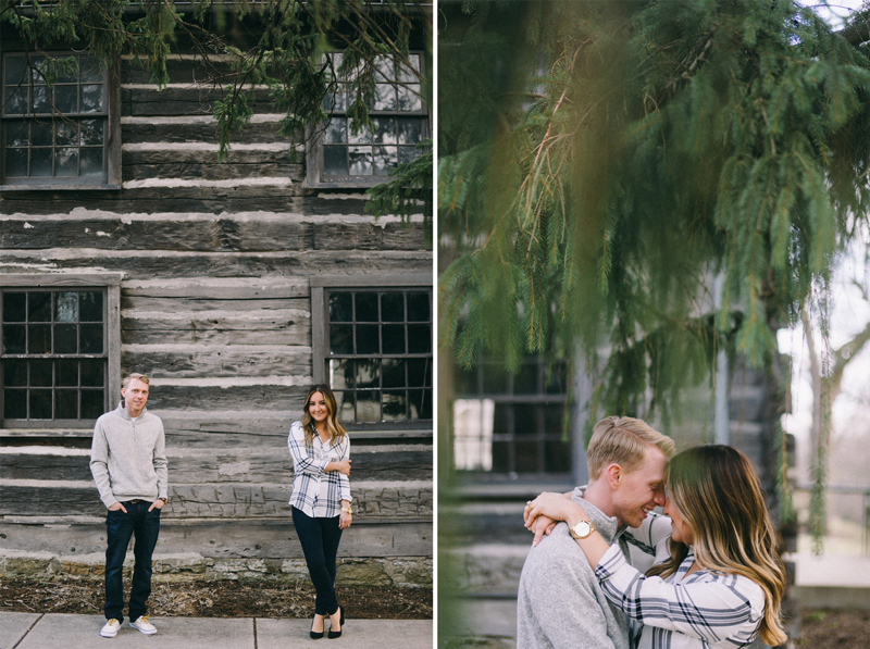 Minneapolis fine art engagement photography