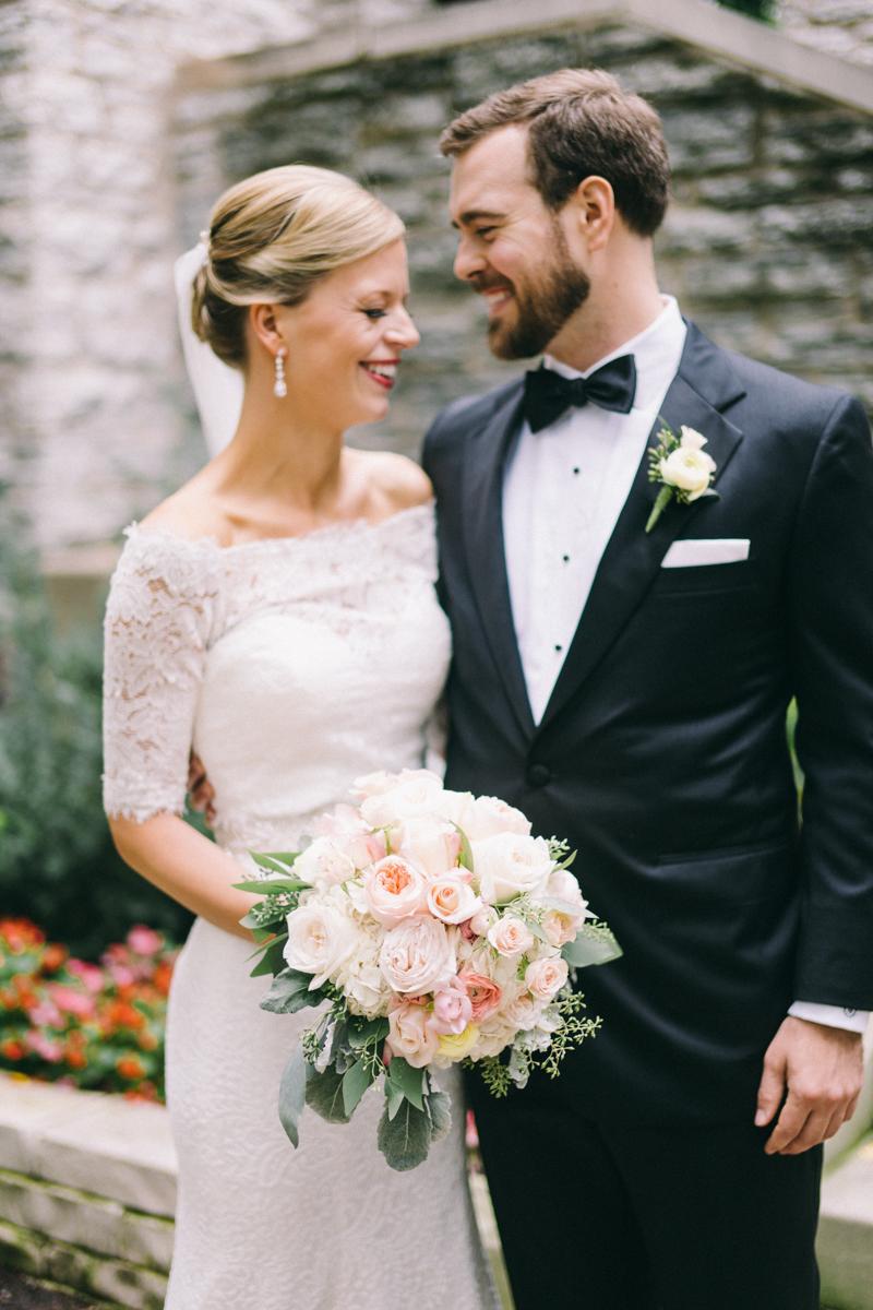 Bride and Groom Minneapolis Fine Art Wedding Photographer