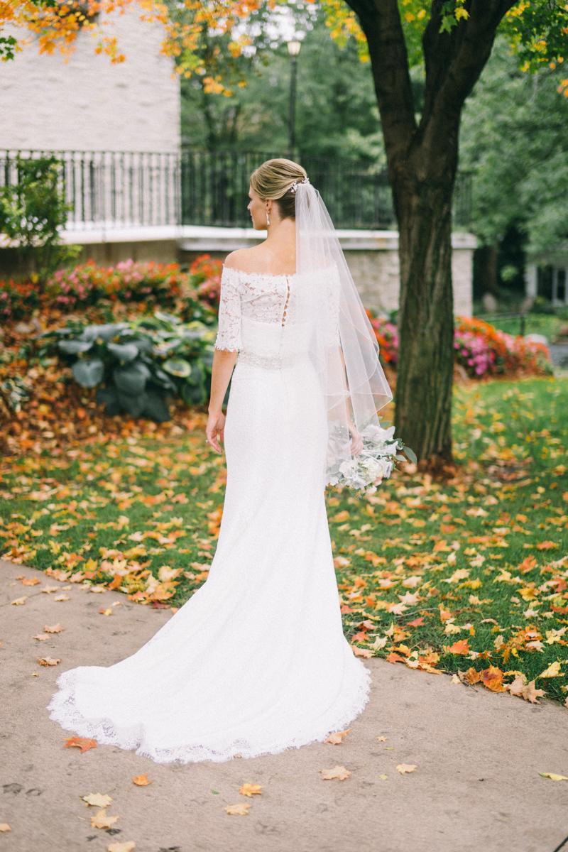 Bride at Minneapolis Fine Art Wedding Photographer