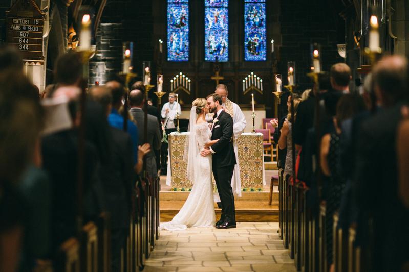 St Stephens Church Wedding Edina Minnesota
