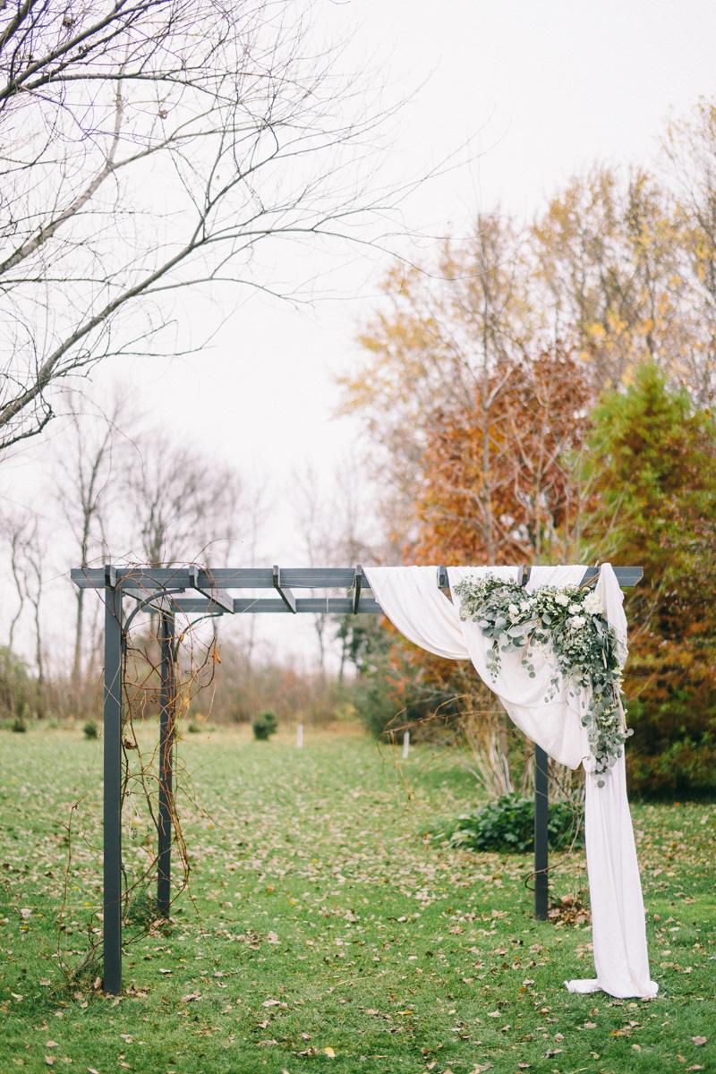 Minnesota Rustic Wedding