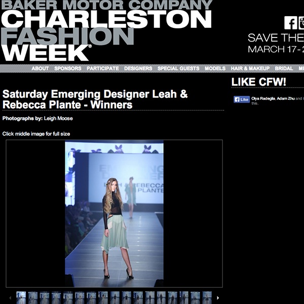 Charleston Fashion Week