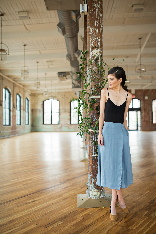 Marigold-Skirt-Plante
