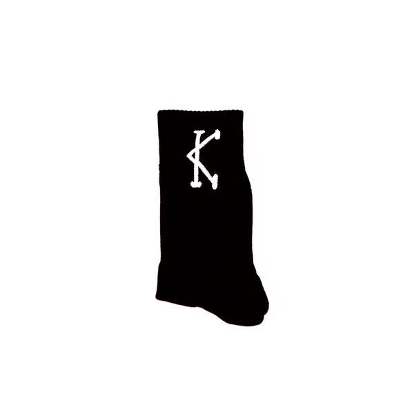 Athlete Sock 2.0 Black/White