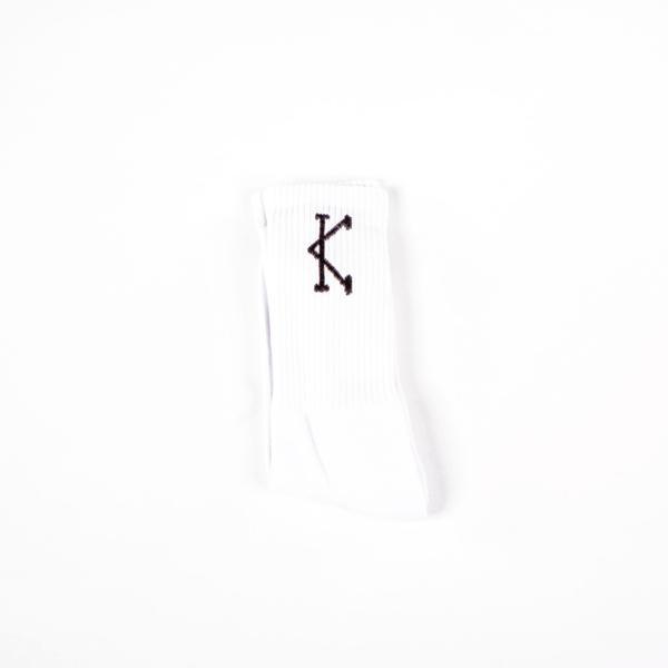 Athlete Sock 2.0 White/Black