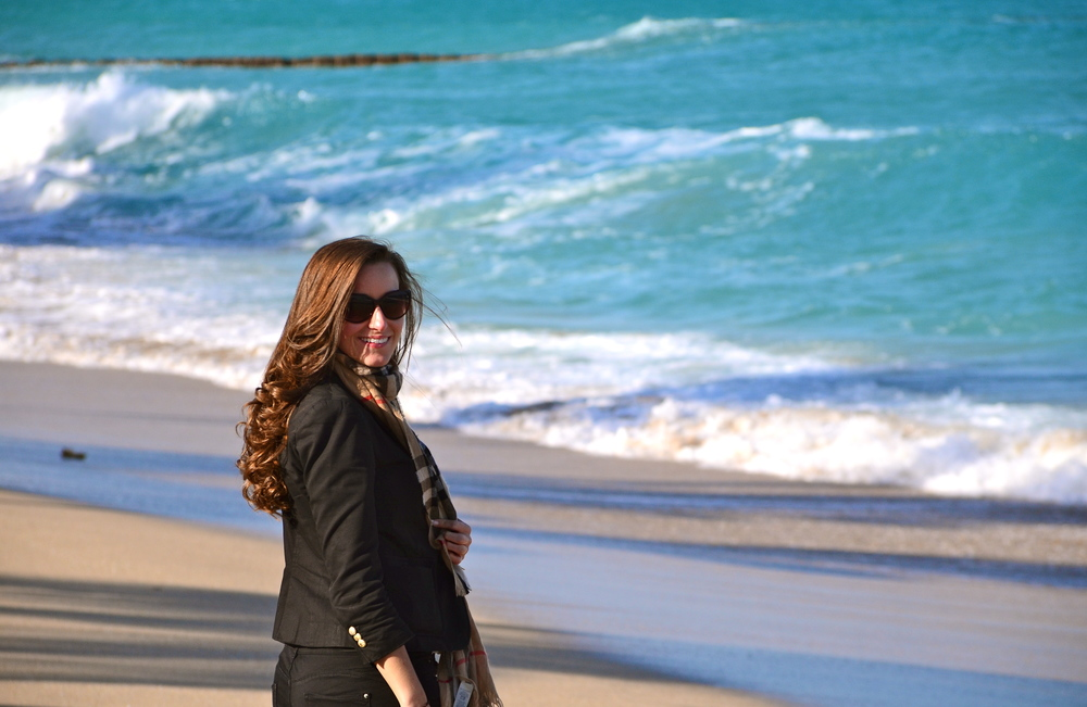 Lauren in Palm Beach, Florida