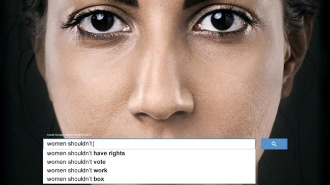 UN Women Google Ads