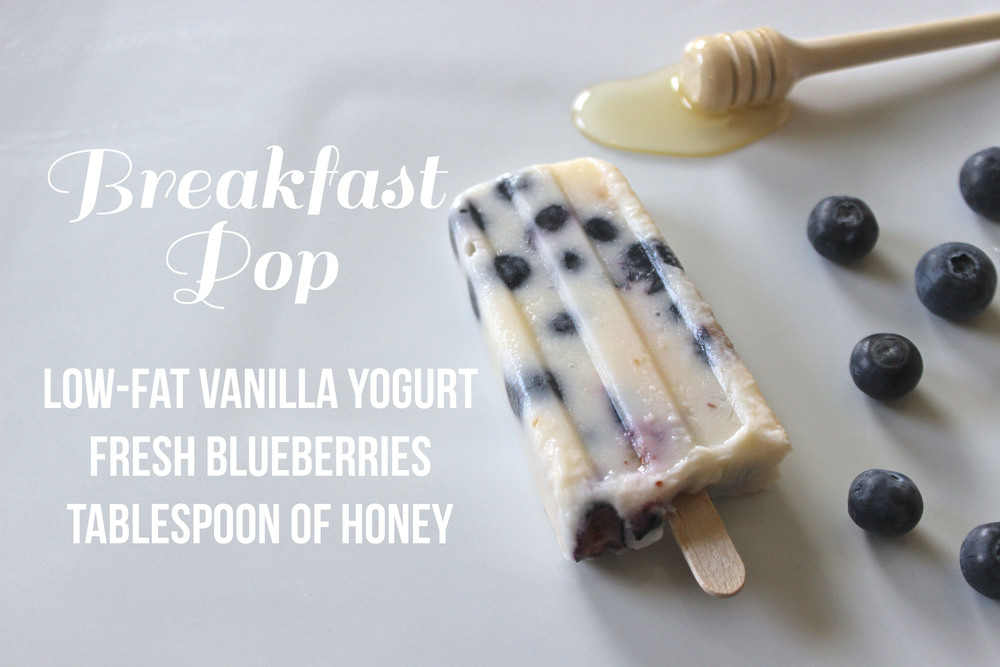 Breakfast Popsicle | weekendingblog.com