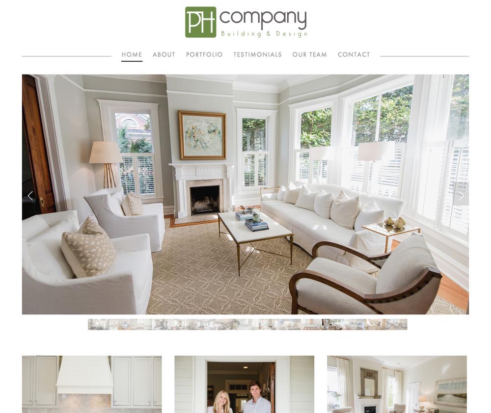 PH Company | Building And Design | Mobile, AL