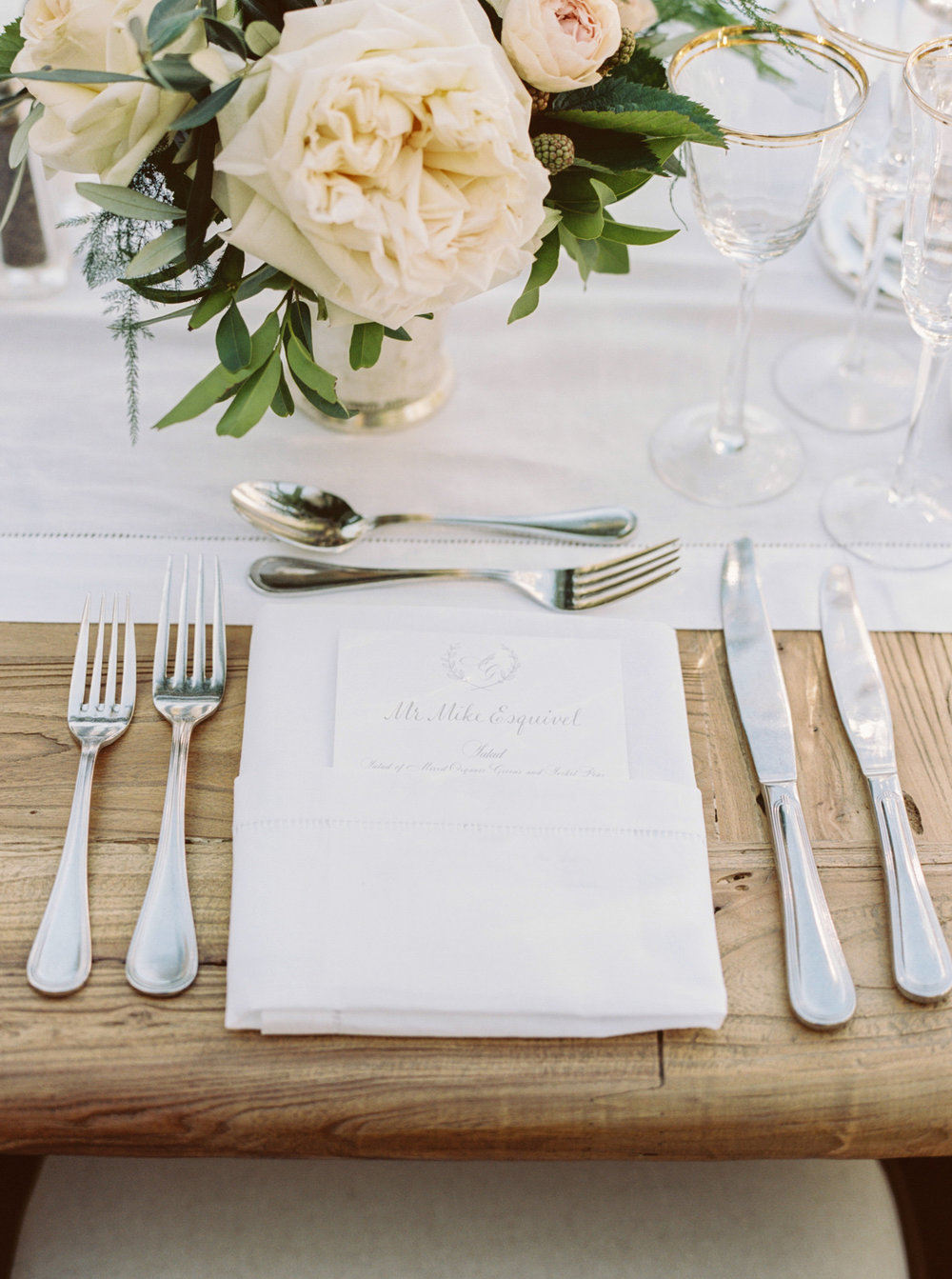 Anne + Garrett | Stationery by Victoria Austin Designs | Troy Grover Photography