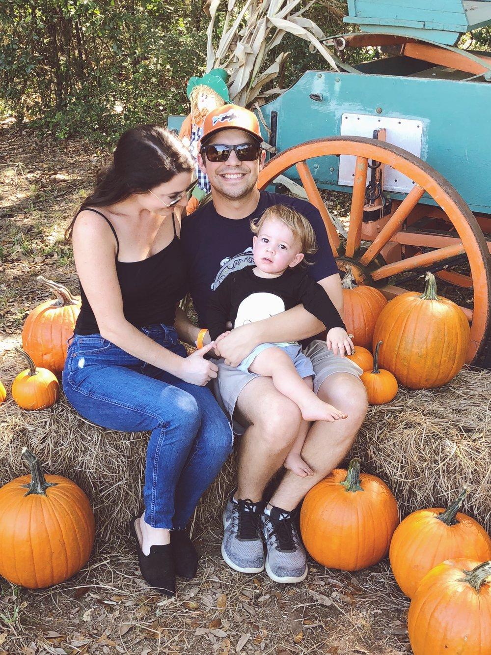 Magnolia Corn Maze | Fall Fun | Victoria Austin