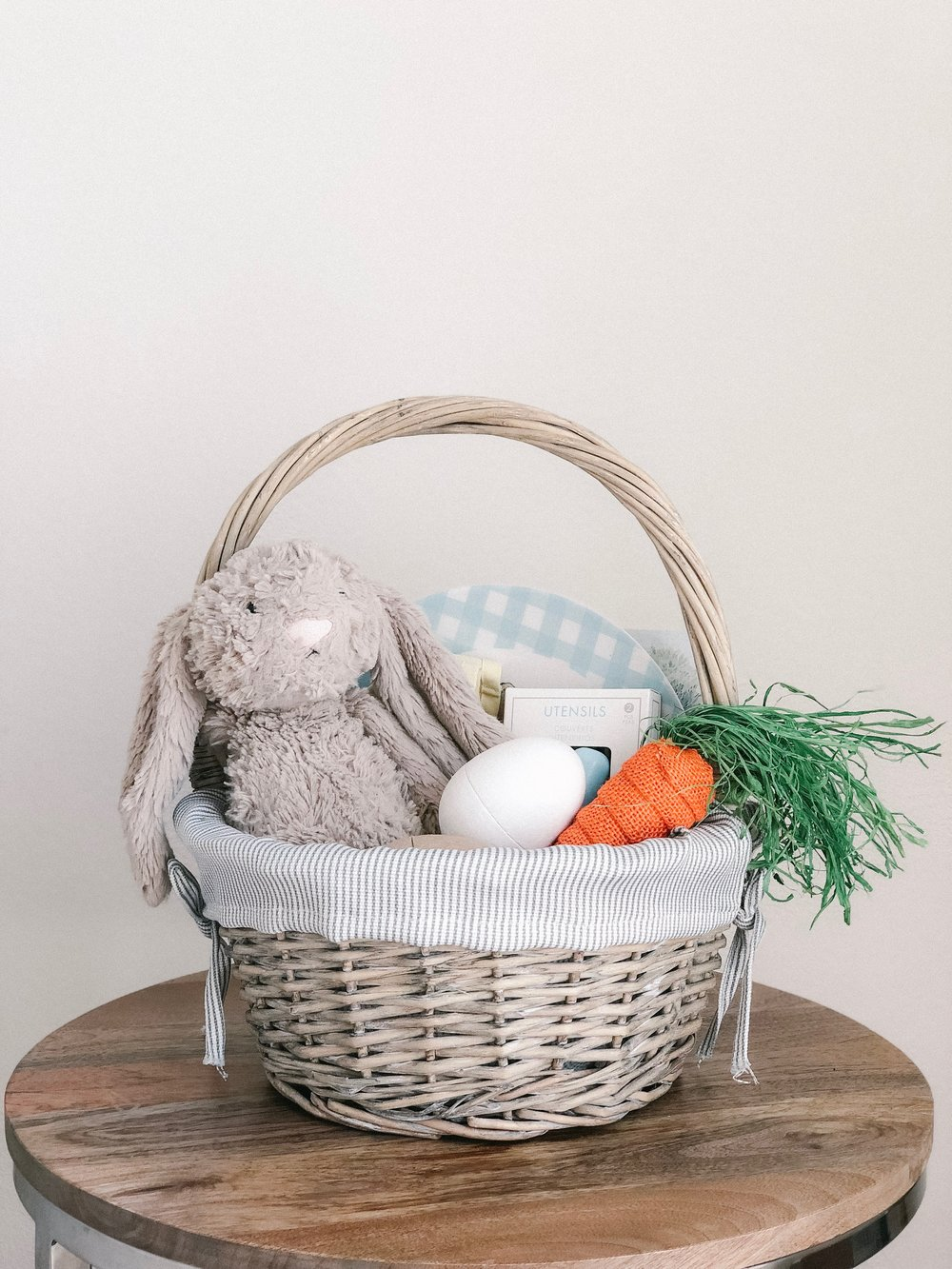 2019 Easter Basket for your Tot | Victoria Austin