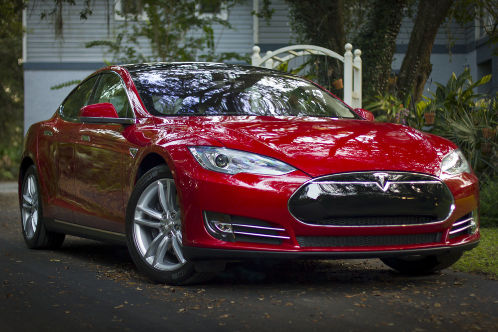 eMotion now rents Tesla Model S cars!