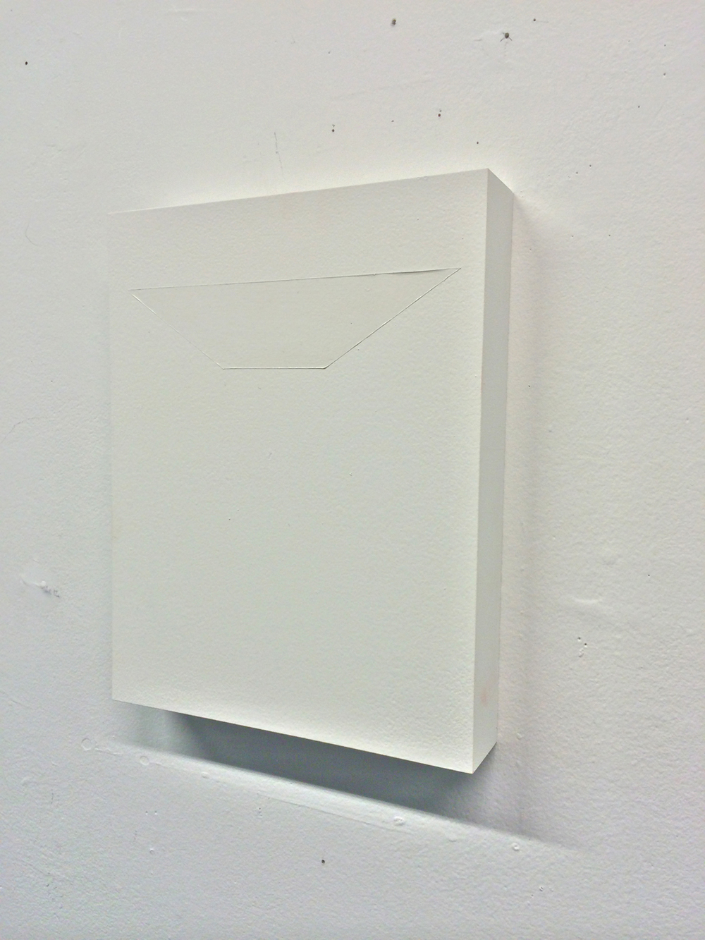 Untitled (Construction of white space III)