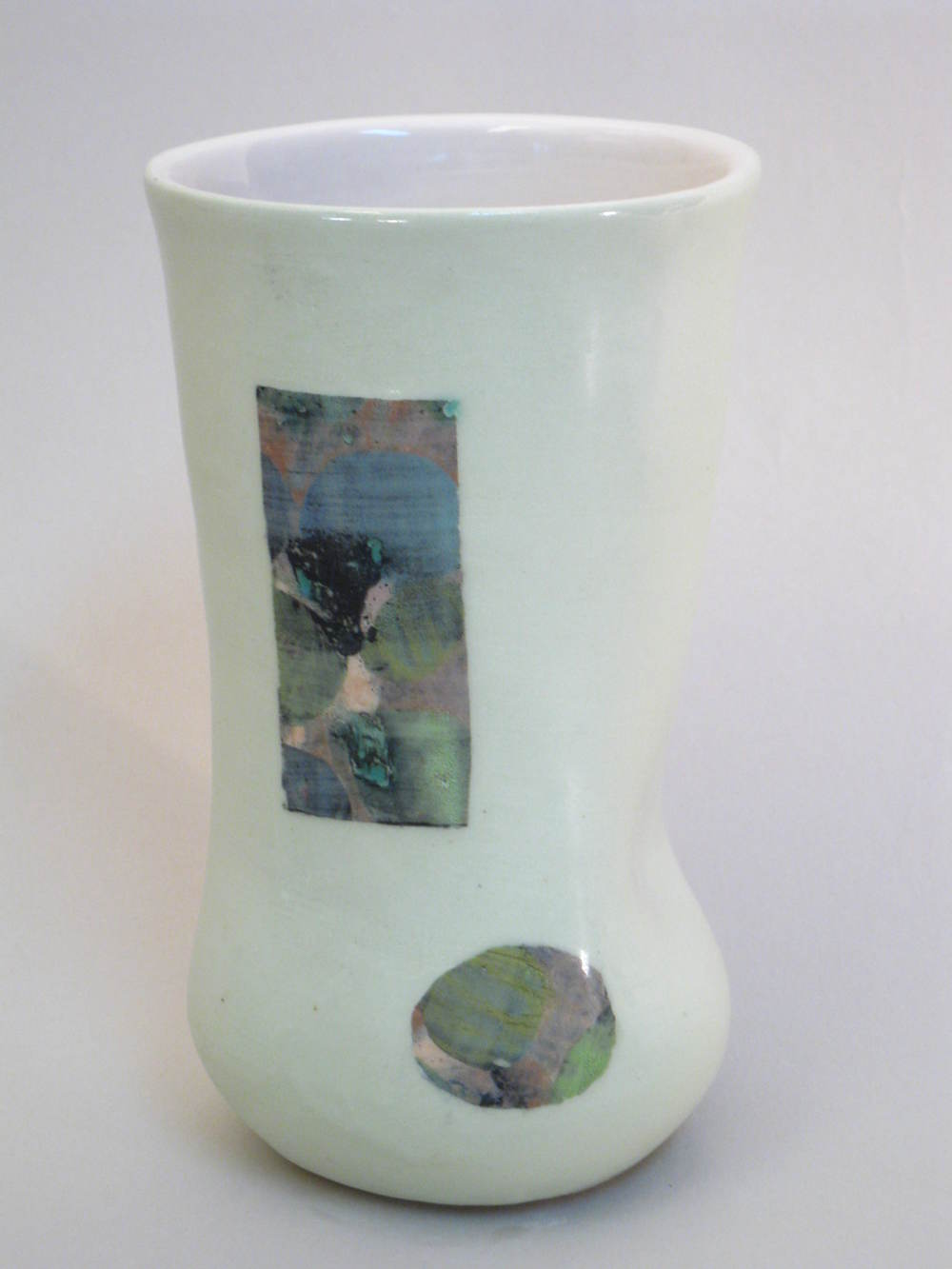 Cup (or Vase) 13X8cm