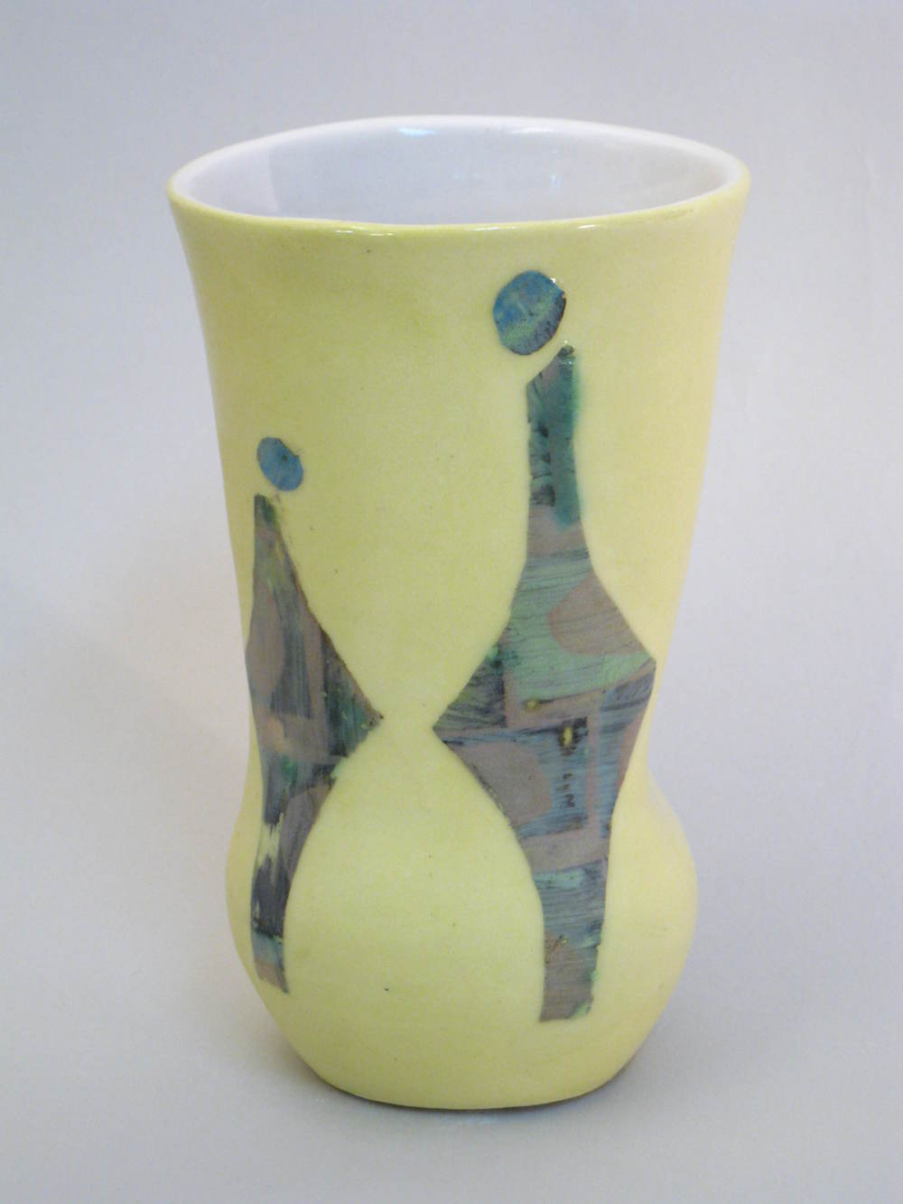 Vase (or Cup) 13X8 cm