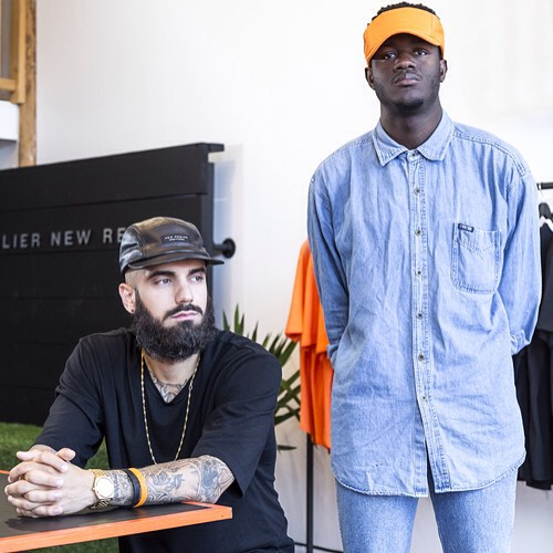 INTERVIEW: Sitting down with the Gents' of @ateliernewregime is up on SpoilerMagazine.com! Photo: @kevenpoisson - #spoiledmtl #spoilermagazine #modemtl #interview #montreal #fashion #street