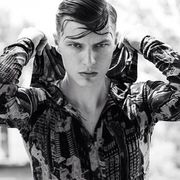 NEW FACES Pt. 2 Feat Calvin @calvinheinrichs from @dulcedomodels Photo by @xaviermontpetitphotographe up on SpoilerMagazine.com - #spoiledmtl #spoilermagazine #newfaces #montreal #men #models #editorial #fashion Hair: @estebanaultredkenartist Clothing: @lushyne @lautrecouture @lukomarion